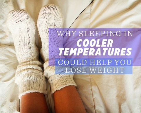 Why Sleeping in Cooler Temperatures Could Help You Lose Weight
