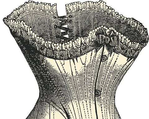 0f42259d7f The Truth About the Corset Diet