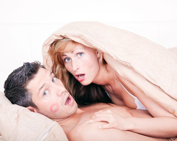 10 Weird Facts About Cheating
