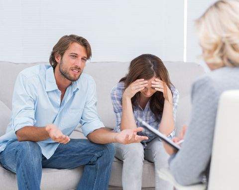What Going to Couple's Therapy Is Really Like