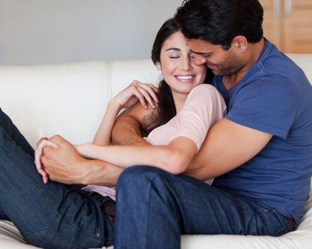 Why do women like to cuddle