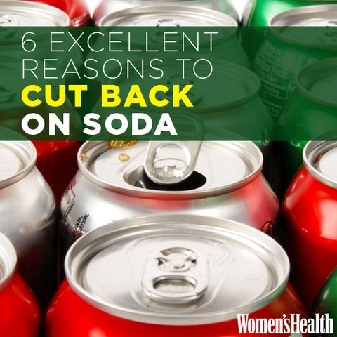 6 Excellent Reasons to Cut Back on Soda