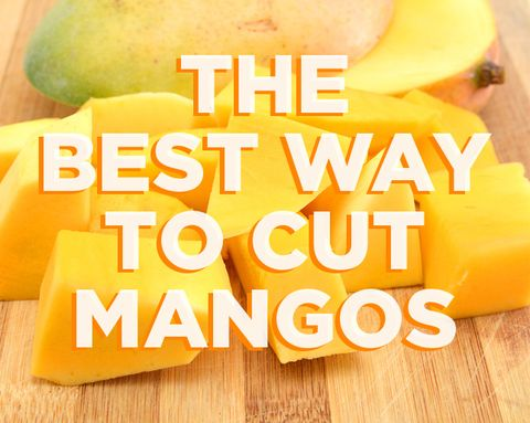 The Best Way to Cut Mangos