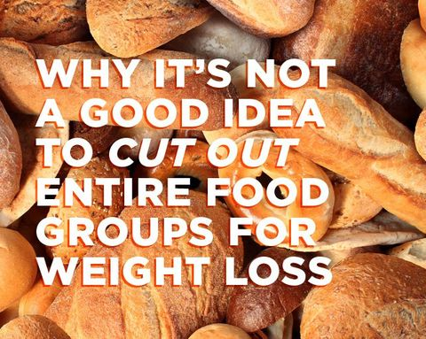 Why It S Not A Good Idea To Cut Out Entire Food Groups For
