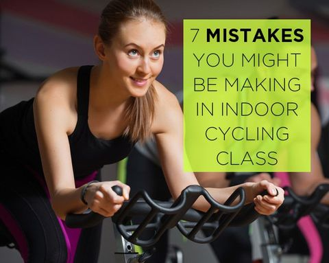 8fb54a7eb 7 Mistakes You Might be Making in Indoor Cycling Class