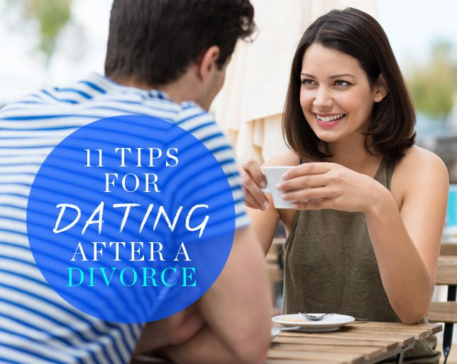 Reentering the dating scene after divorce