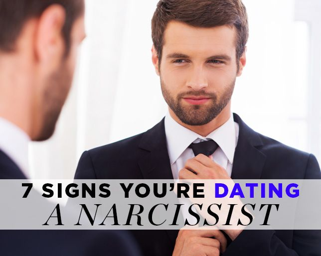 Signs youre dating narcissist