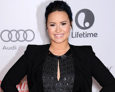You Have to See How Demi Lovato Responded to the Twitter User Who Called Her 'Fatty'