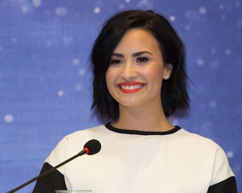 Demi Lovato Speaks Up About Living with Bipolar Disorder