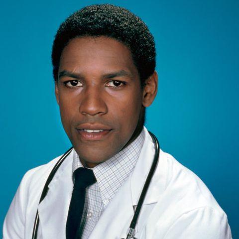 Denzel Washington as Dr. Philip Chandler, St. Elsewhere