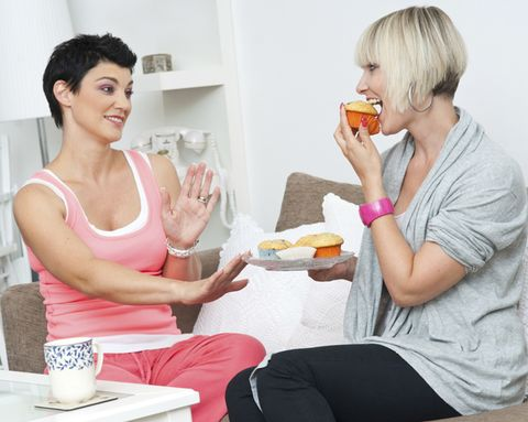 What's the Best Way to Respond to Diet Shamers?