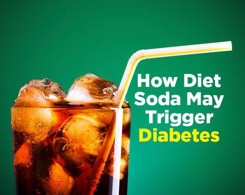 How Diet Soda May Trigger Diabetes