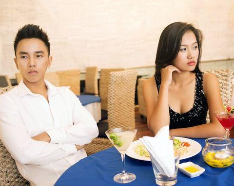 Dating Website Dinner