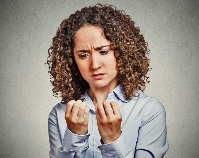 Here's What That Gunk Underneath Your Fingernails Is Really Made Of