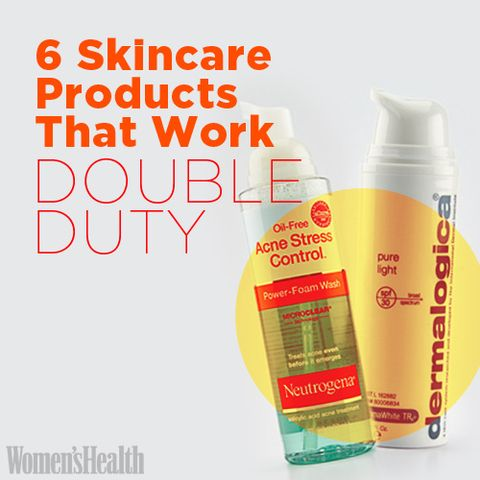 6 Skincare Products That Work Double Duty