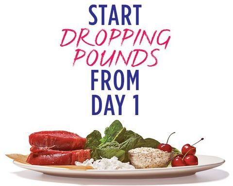 Jumpstart Your Weight Loss in 1 Day with These 5 Meals