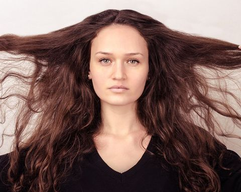 6 Reasons Your Hair Is Dry and Brittle | Women\'s Health