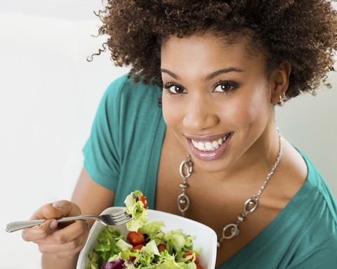 The Trick That'll Help You Eat Healthier