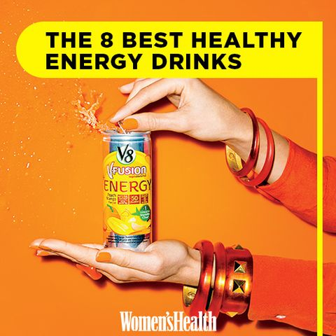 The 8 Best Healthy Energy Drinks