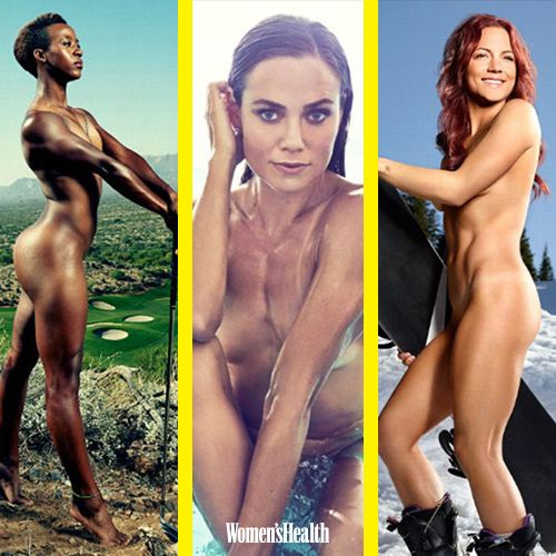 9 Female Athletes Speak Candidly About Their Body Hang-Ups
