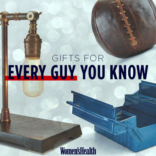 10 Gifts for Every Guy You Know
