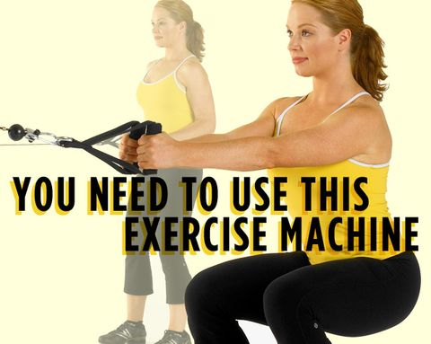 This Machine Works Your Whole Body—and You Aren't Using It Enough