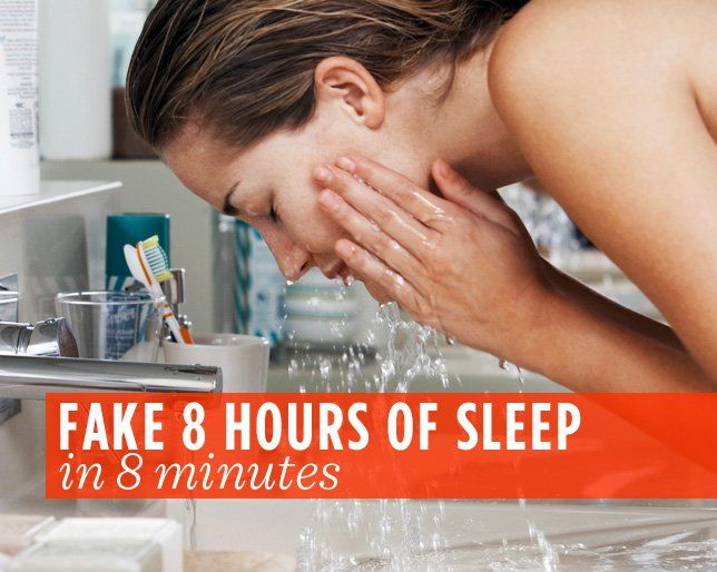 Fake 8 Hours Of Sleep In 8 Minutes