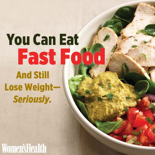 foods to eat to lose weight faster