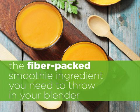 The Fiber-Packed Smoothie Ingredient You Need to Throw in Your Blender