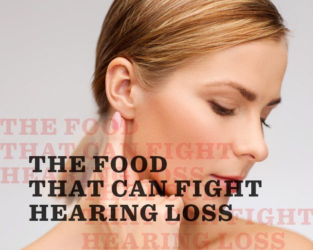 The Food That Can Fight Hearing Loss