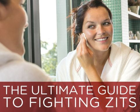 The Ultimate Guide to Fighting Zits