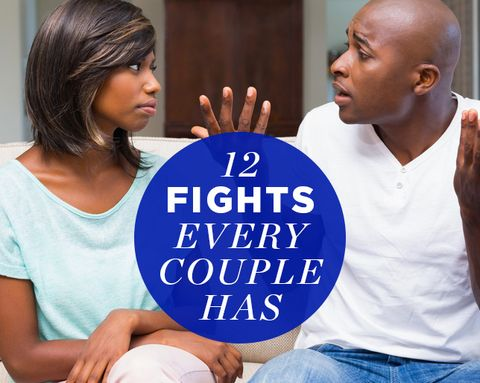 12 Fights EVERY Couple Has
