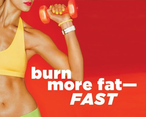Fire Up Your Hidden Fat Burners