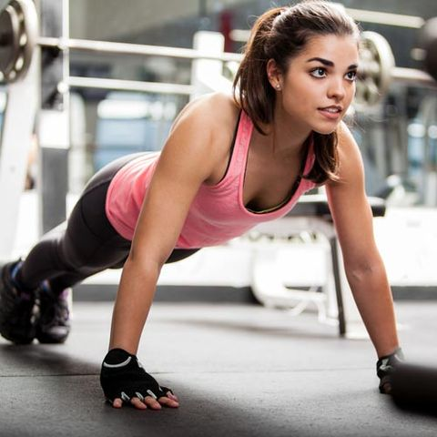 Fall in love with strength training