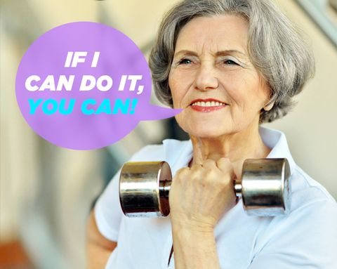 5 Fitness Lessons I Learned from Senior Citizens at the Gym