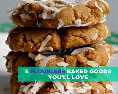 5 Flourless Baked Goods You'll Love