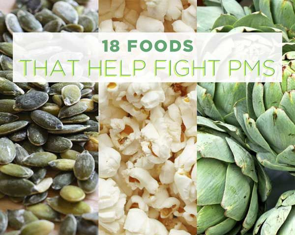 18 Foods That Help Fight PMS