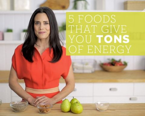 5 Foods That Give You TONS of Energy