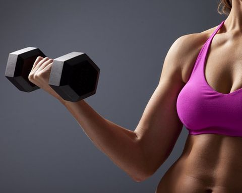 Does Your Grip on Dumbbells Really Matter?