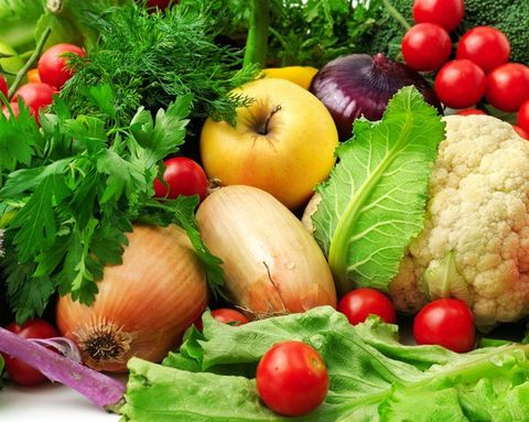The Ideal Amount of Fruits and Veggies to Eat Daily