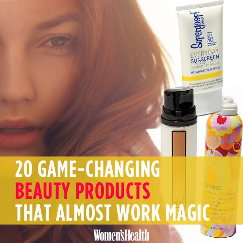20 Game-Changing Beauty Products That Almost Work Magic