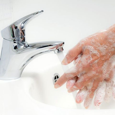 Wash Your Hands Frequently and Correctly