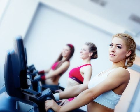 14 Things Girls Who Work Out Do But Will Never Admit To