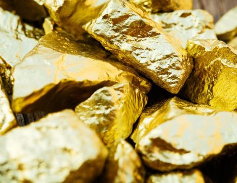 Holy Crap: You Might Actually Be Pooping Gold