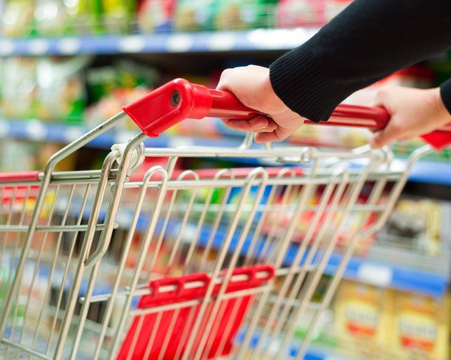 The Grocery List That Will Help You Drop Pounds, Build Muscle, and Gain Tons of Energy