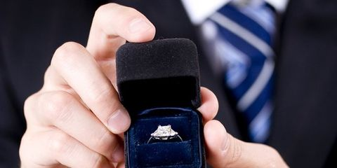 men share what its like to propose
