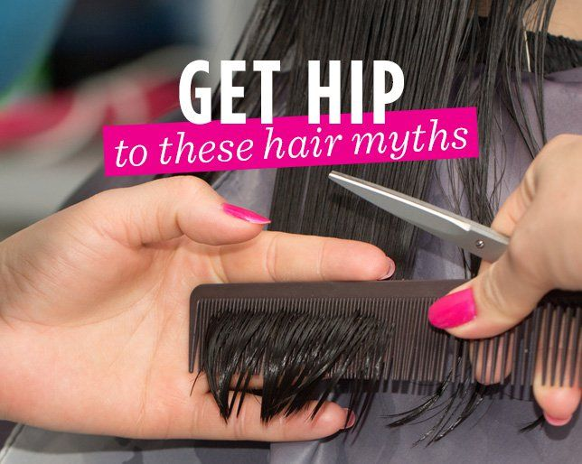 The 5 Biggest Lies You've Been Told About Your Hair