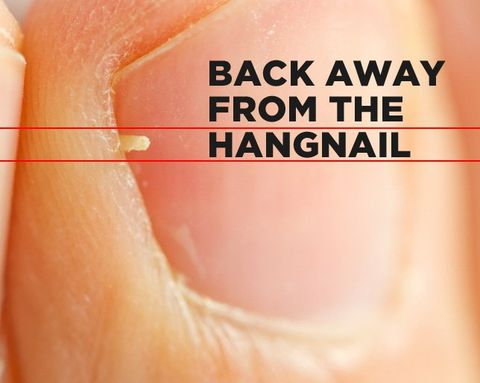 Why You Can't Stop Picking Your Skin (Or Hangnails, Or Pimples…)
