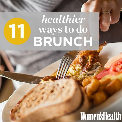 11 Healthier Ways to Do Brunch