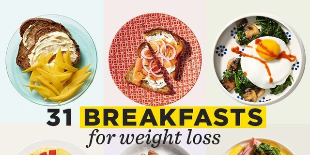 31 Healthy Breakfast Ideas And Recipes To Promote Weight Loss